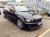 BMW 3.0 330 CI SPORT, AUTOMATIC, CONVERTABLE