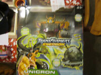 Transformers Energon Supreme Class UNICRON MISB