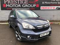 2007 Honda CR-V 2.2 i-CTDi **Only 38,000 Miles With Service History**