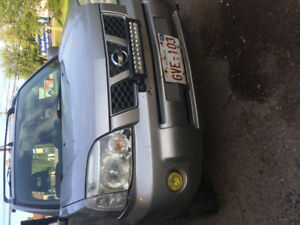 Looking for Nissan xtrail parts vehicle or parts