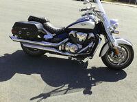 Reduced Price to $6600! 2008 Suzuki C109 RT Boulevard 1800
