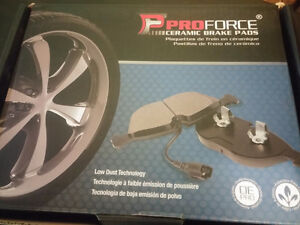 NEW BRAKE PADS FOR DODGE JOURNEY/CARAVAN AND MORE