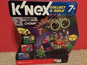 K'nex chomp robot (never opened)