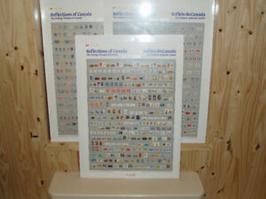1851-1980 Postage Stamps of Canada - Reflections Of Canada