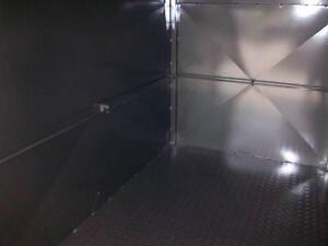 Box Trailer 6 x 4 H/D Van Trailer with 4 Foot Roof White Hills Bendigo City Preview