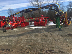 Farma 15' Reach Log loader SPECIAL ONLY $205.00 a month