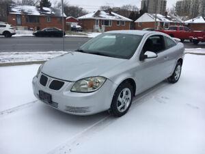 2008 Pontiac G5 , 188200 km's.