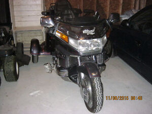Honda Gold Wing GL1500 with Trike Package