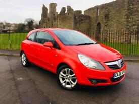 2007 (56) Vauxhall Corsa 1.4i 16v a/c SXi ** Loads Of Receipts **