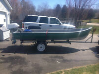 Boat,Trailer,Motor,and more