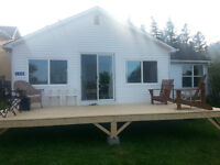 Nice 3 bedroom winterized cottage Sept1st end-May $1000 all incl