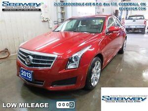 2013 Cadillac ATS LUXURY RWD   - $155.78 B/W - Low Mileage