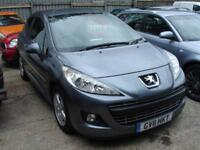 PEUGEOT 207 SPORTIUM 2011 Petrol Manual in Grey
