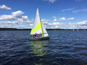 "RS FEVA 12"" Sailboat Great Deal"