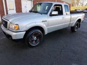 Only 97K, One Owner 2008 Ford Ranger Sport Pickup Truck, MVI