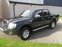 Ford Ranger 2.5TDCi ( 143PS ) 4x4 XLT Thunder Double Cab. Storry 4x4