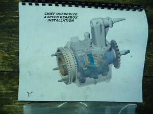 New Indian Chief Overdrive transmission Kingston Kingston Area image 5