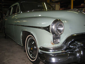 Oldsmobile 98 Holiday Coupe 1952