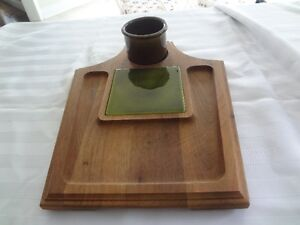 Wood Cheese Tray see description Cambridge Kitchener Area image 1