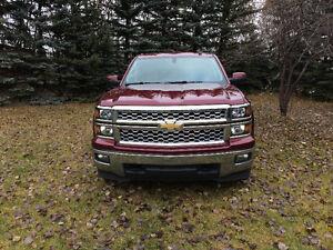2015 Chevrolet Silverado 1500 LT Pickup Truck Strathcona County Edmonton Area image 2