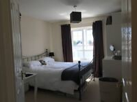DOUBLE BEDROOM TO RENT, located in Ashford, close to Heathrow airport