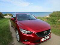 2015 Mazda 6 2.2d [175] Sport Nav 5dr Auto Estate Diesel Automatic