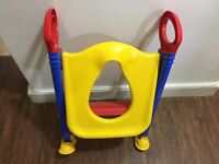Potty Training Ladder Step Up Seat