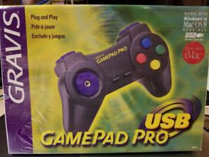 Gravis gamepad pro USB