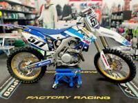 2013 HONDA CRF 450 - MOTOCROSS - MINT CONDITION - YOSHI PIPE - ROBIN WILLIS