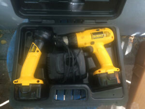 Electric power drill