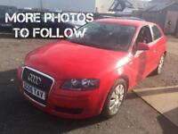2006 06 Audi A3 1.6 Special Edition, SERVICE HISTORY, WARRANTY, SPARE KEY