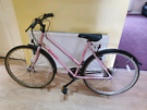 Giant cathay hybrid bike in good condition all fully working