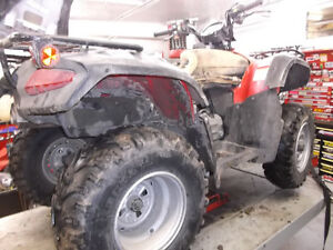 Experienced Service For All Honda ATV'S Moose Jaw Regina Area image 20