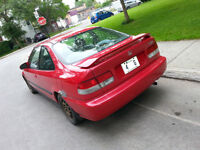 1998 Honda Civic SI Coupé (2 portes)