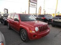 2008 JEEP PATRIOT★4 CYL★GAS SAVER★4X4 SUV★PWR GROUP★EASY FINANCE
