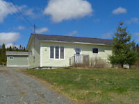 House For Sale off Salmonier Line, NL