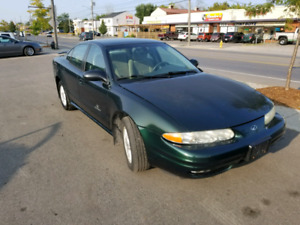 2002 Olds Alero spotless, certified and etested $2800