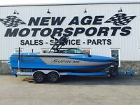 2016 Supreme Boats S238 @ NEW AGE MOTOR SPORTS IN WEYBURN