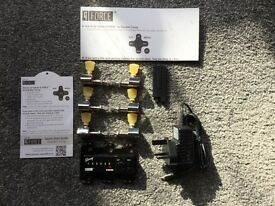 G Force robot tuners for Gibson Les Paul
