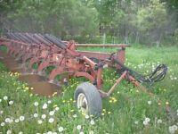 8 bottom plow