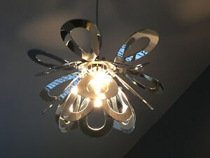 Beautiful Mirror Finish Chandeliers