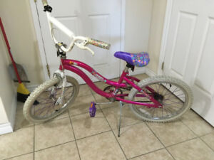 "20"" girls bike (supercycle dreamweaver)"
