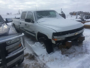 2001 Chevrolet C/K Pickup 2500 Pickup Truck