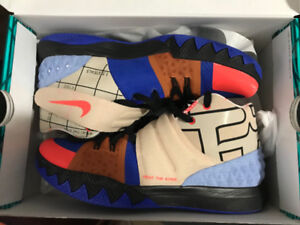 """KYRIE S1HYBRID """"WHAT THE"""" Size 10.5"""