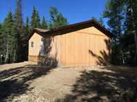 New Lakefront Cottage at Cranberry Portage