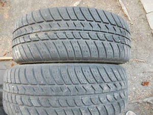 Tire size: 225/60/16