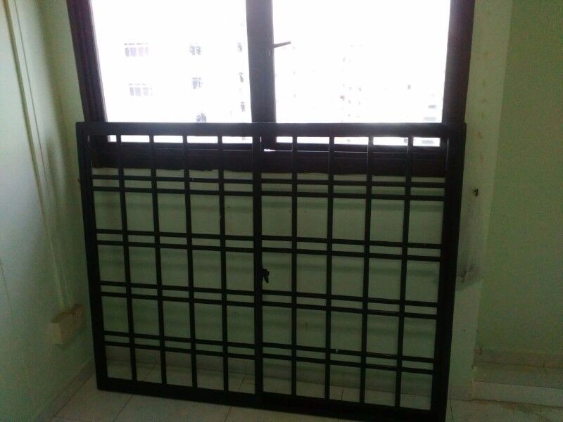 Remove Window Grille Service