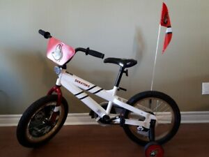 16 inch NHL SUPERCYCLE BICYCLE