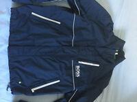 Hugo Boss Green spring/summer jacket - Navy Blue
