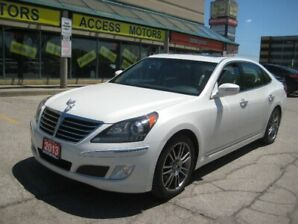 2013 Hyundai Equus, Extra Clean, All options, Ulatimate Luxury